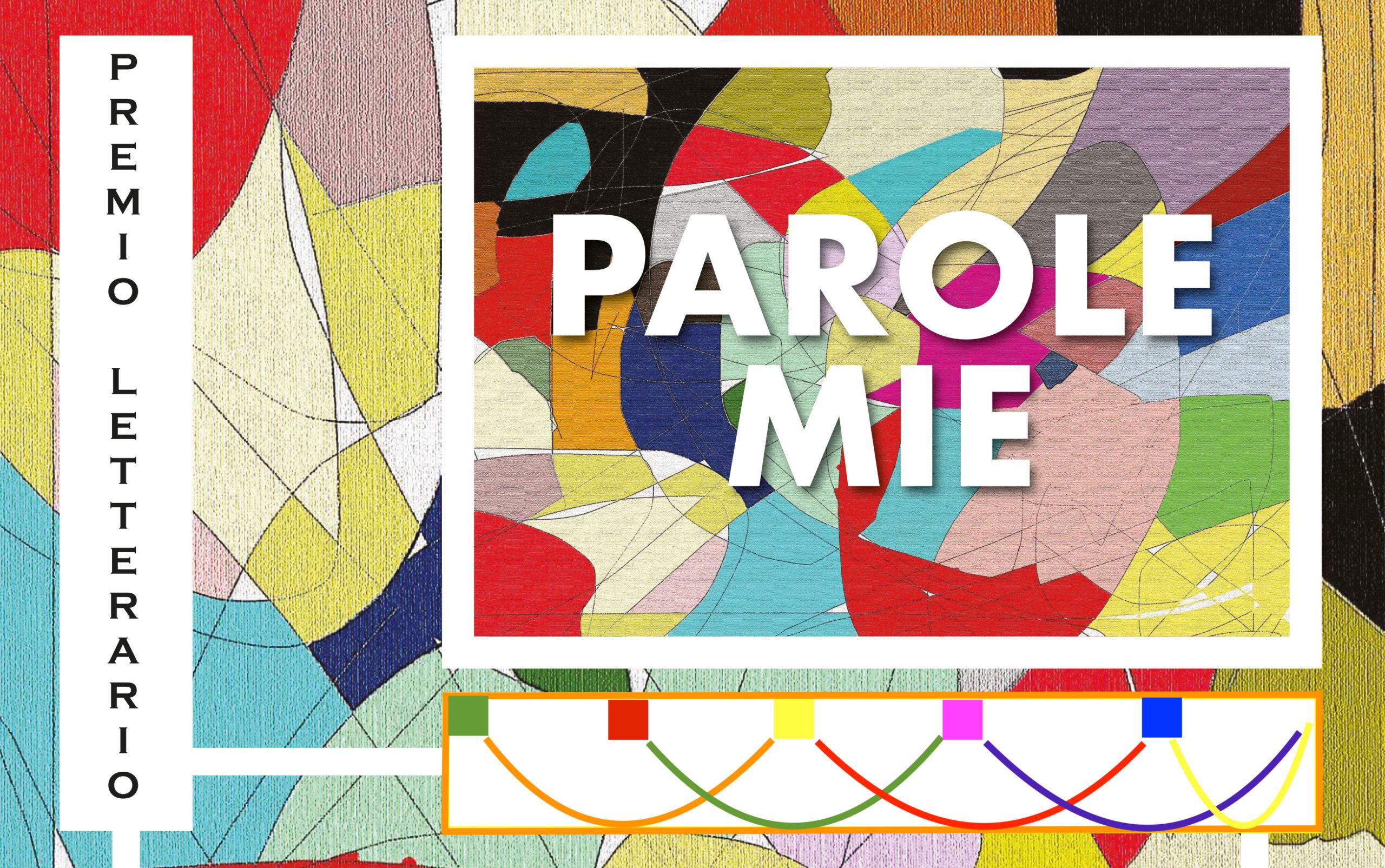"""Scelta tema Premio letterario """"Parole mie"""" 2020"""