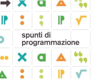 Spunti di programmazione – Mondadori Education