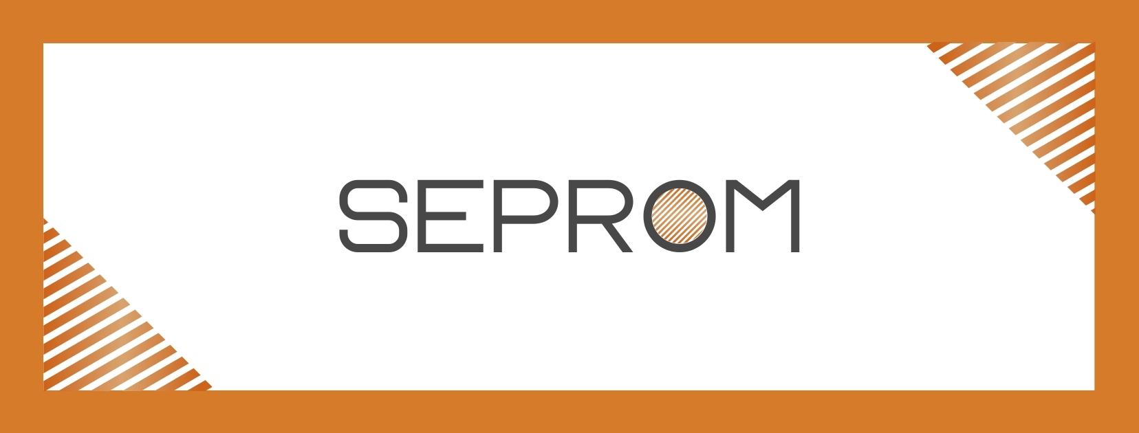 Scarica l'app di SEPROM!