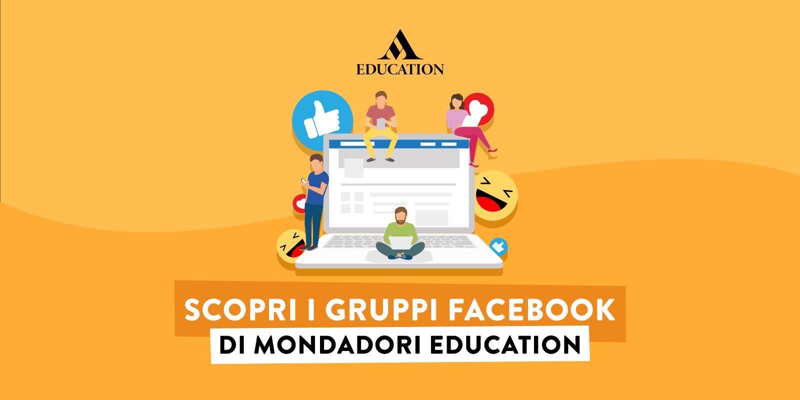 Uno spazio di condivisione virtuale per docenti da Mondadori Education