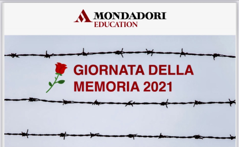 Giornata della Memoria 2021: materiali didattici e perché utilizzarli