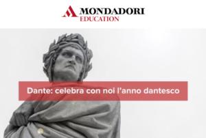 A tutto Dante: celebra con Seprom e Mondadori Education l'anno dantesco
