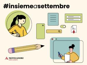 Insieme a settembre: Seprom e Mondadori ripartono dai docenti
